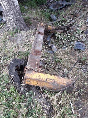 Задняя лапа манипулятора в Узген