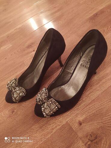 Продаю туфли. Мокрый замж. Черные. 39 размер
