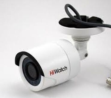 Hiwatch DS-T100Turbo HD Kamera1MPGece Goruntusu 20 metr2 Il