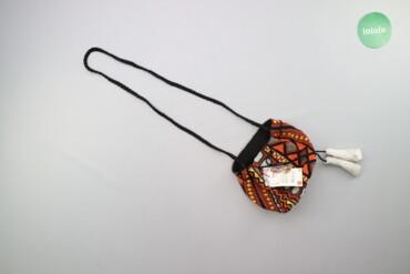 Аксессуары - Киев: Жіноча сумка з бісеру Zara, p. M    Висота: 20 см Довжина: 23 см Довжи