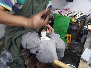 В обувной цех требуются сбивщики , оплата высокая. в Бишкек