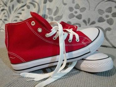 Ženska obuća | Odzaci: Starke crvene, broj 40.  Nove  Moguce licno preuzimanje u Nisu