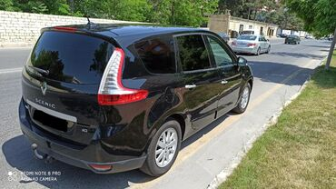 buick park avenue 28 at - Azərbaycan: Renault Scenic 1.5 l. 2011 | 272000 km