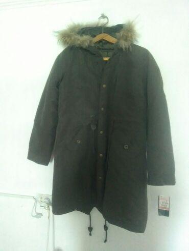 весеннее полупальто в Кыргызстан: Куртка весенняя можно и зимой одевать в теплую погодуАбсолютно новая