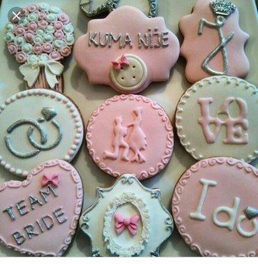 Medenjaci i domaći sitni kolači za sve prilike. Ulepšajte sebi i - Beograd