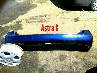 Bakı şəhərində Opel Astra G Furqon Arxa Buferi