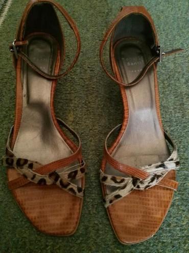 Personalni proizvodi | Zajecar: Udobne kožne sandale, broj 38