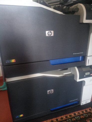 Hp color laserjet cp5225 в Бишкек