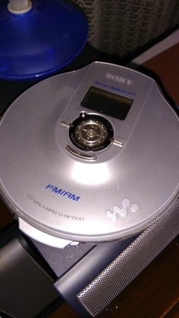Sony dismen MP3 i FM/AM D-NF600 - Belgrade