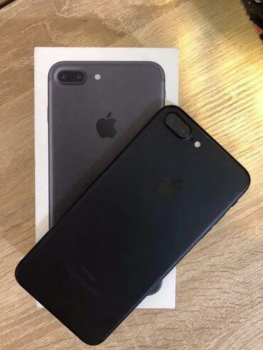 Б/У iPhone 7 Plus 32 ГБ Черный