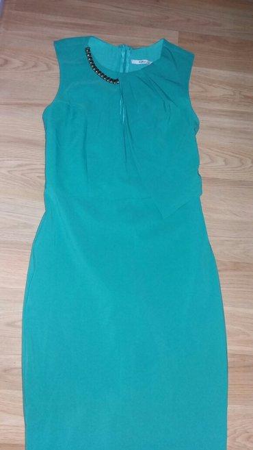 lepa elegantna haljina od kolena se siri kao sirena broj 40 - Indija