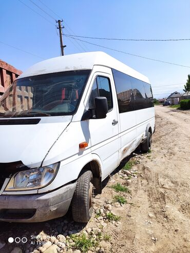 Mercedes-Benz Sprinter 2.2 л. 2007 | 87728 км