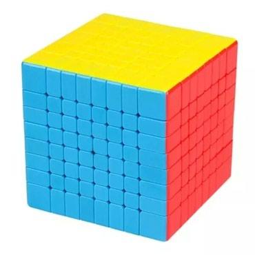 rubik - Azərbaycan: 8x8 Kubik Rubik İşlənmiyib Yeni Əladır. Prablemsiz.Yığmağı Çətindi