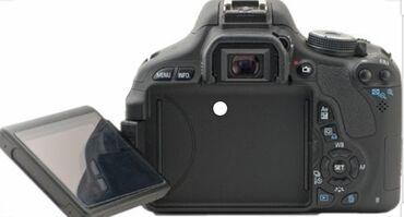 canon professionalnyi fotoapparat в Кыргызстан: Продаю фото аппарат зеркальный Canon Eos 600D под масло.В идеальном