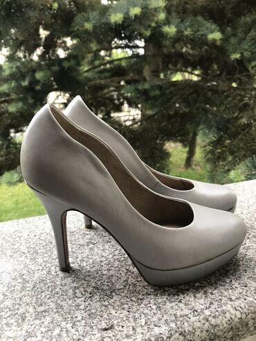 Tamaris kožne nove cipele, broj 38, duzina gazista 24,5 cm