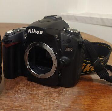nikon d90 - Azərbaycan: Nikon D90 satilir obyektiv verilmir adaptir ve 64 GB yadaş karti