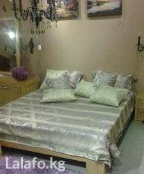 Отличное постельное белье на кровать в Бишкек