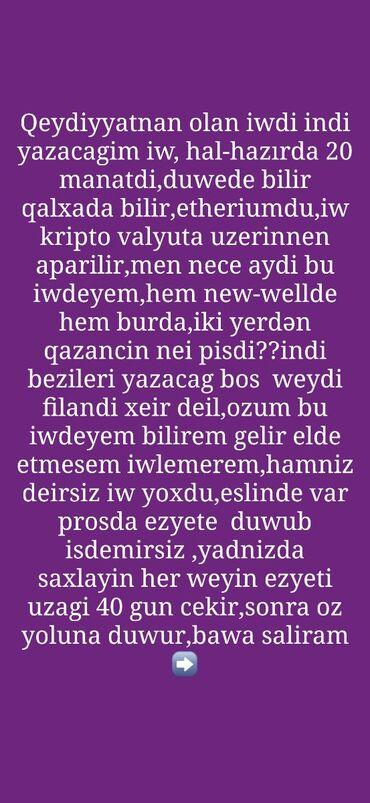İş Qəbələda: Bu layihe butun Azərbaycan da oz yerini tutub,qazanmamag oz