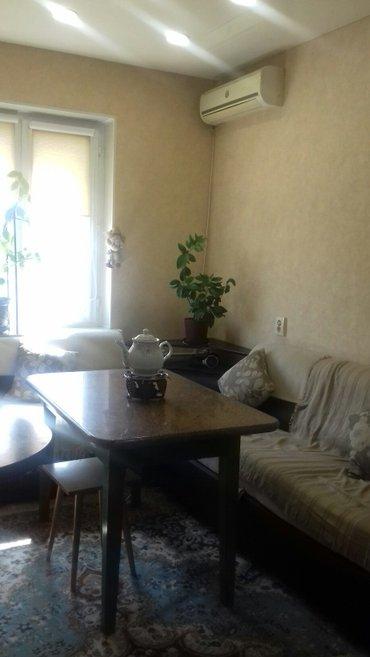 Сдаю трёх комнатную квартиру в 7мкр на длительный срок, рядом с гиперм в Кок-Ой