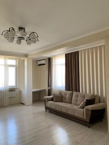 6421 объявлений: Элитка, 2 комнаты, 78 кв. м Бронированные двери, Лифт, С мебелью