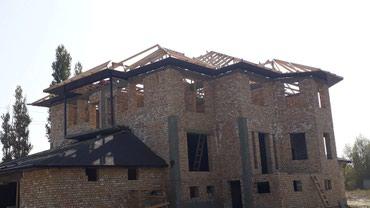 Крыша жабабыз.кровля крыши ЛЮБОЙ сложности в Лебединовка