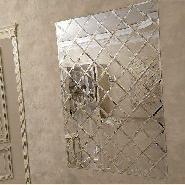 Декор для дома - Кыргызстан: Зеркала в Бишкеке на заказ. Для ванной, прихожки, зала, спальни и для