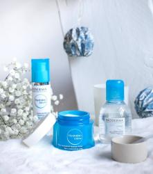 Our 3 step routine for well-balanced, radiant skin! Our Hydrabio range σε Athens