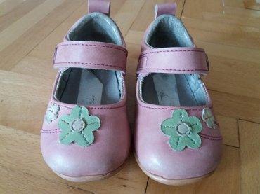 Prodajem cipelice za devojcicu sa anatomskim uloskom, broj 19, kozne, - Nis