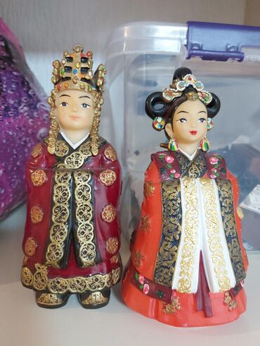 сувениры в Кыргызстан: Продаю сувениры привезённые из Кореи, два за 1500с