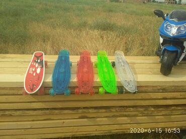 Скейтборд новый есть 4 расцветки светиться на зарядке