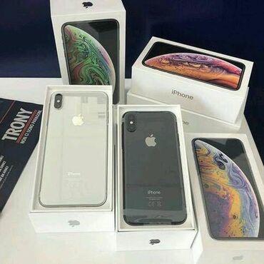 Νέα Iphone X Plus 512 GB Jet Black