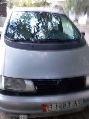 Volkswagen в Кыргызстан: Volkswagen Sharan 2.8 л. 1996