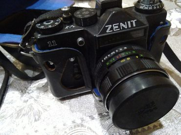 Продаю фотоаппарат зенит 11 в Кант
