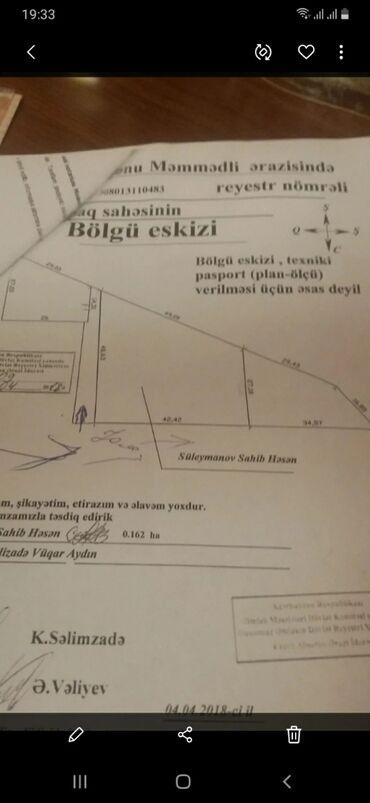 zabrat - Azərbaycan: Satış 16 sot Kənd təsərrüfatı mülkiyyətçidən