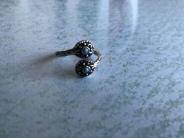 sergi 925 в Кыргызстан: Кольцо из серебра 925 пробы,размер регулируется