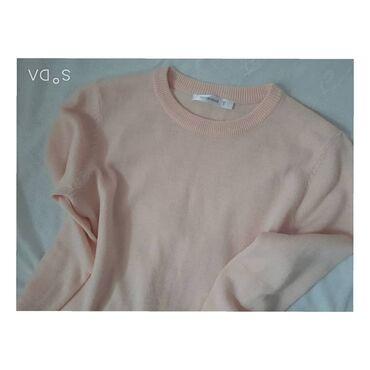 Нежный свитер, без дефектов, состояние 10/10Самовывоз мкр Тунгуч На