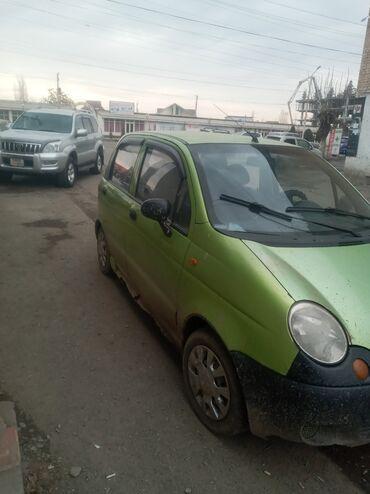 daewoo korando в Кыргызстан: Daewoo Matiz 0.8 л. 2005 | 187000 км