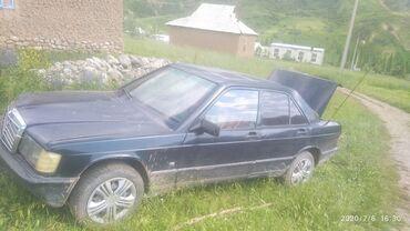 Mercedes-Benz A 190 2 л. 1984 | 15555355 км