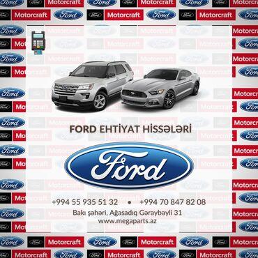 ford mustang 1967 satilir in Azərbaycan   FORD: Ford modellərinin istənilən ehtiyat hissələri: Fusion, Mondeo, Ranger