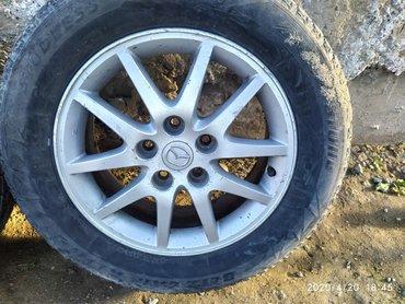 диски ауди r16 в Кыргызстан: Продаю диски R16 подойдут на Мерседес, Ауди, Фольксваген в хорошем