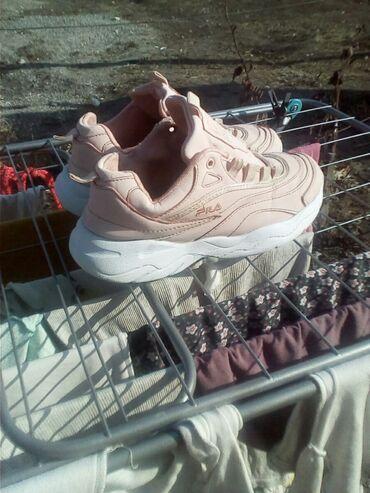 Мужская обувь - Кок-Ой: Кроссыfila original 40размер350