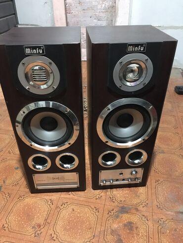 Продаю колонку от караоке Minfu звук хороший!
