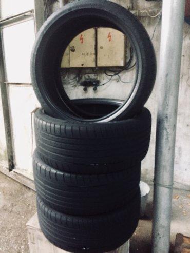 Bakı şəhərində Dunlop SP Sport Maxx GT 275-35-21. Hechbir problemi yoxdur. Komplekt