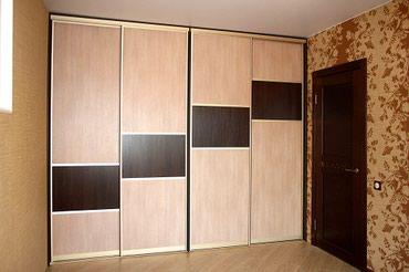 Купейные-шкафы, любой дизайн и любые размеры  цена за м2