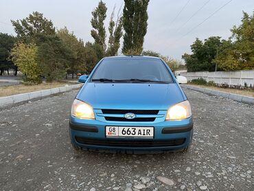 продажа hyundai getz in Кыргызстан   АВТОЗАПЧАСТИ: Hyundai Getz 1.3 л. 2003   170000 км