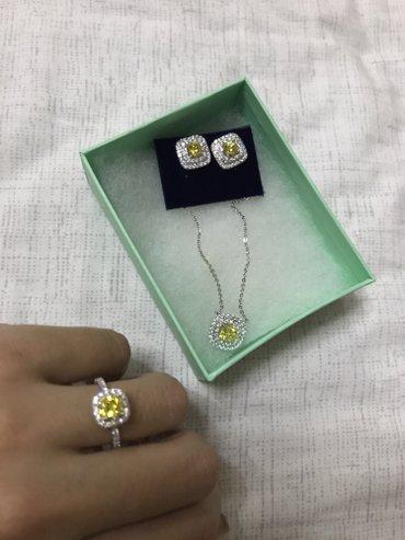 продается очень красивый комплект) новый в Бишкек