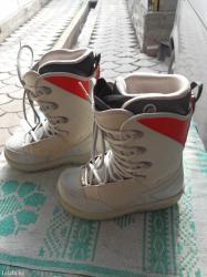 Продаю батинки для сноу борда в хорошем состоянии размер 40. 5 в Бишкек