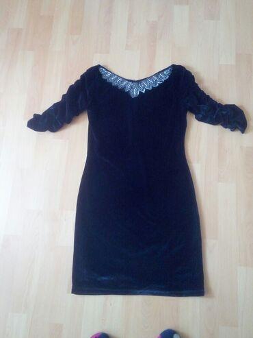 Haljina od plisa,L velicina500 din