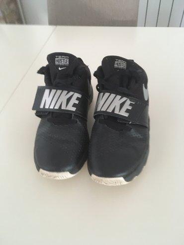 Nike patike 38,5br,očuvane