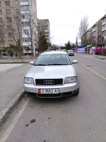 Audi A6 2.4 л. 2003   200000 км